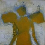 Engel I   / 20 x 20 cm