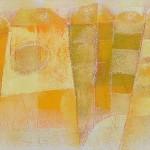 Morgenland  / 90 x 30 cm
