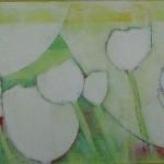 Tulpen I / 120 x 40 cm
