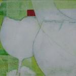 Tulpen III  / 120 x 40 cm